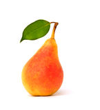 Pear. Isolated on white background royalty free stock image