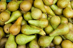 Pear Background Stock Photography