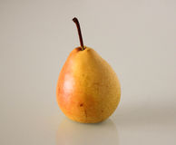 Pear on a background Stock Photos
