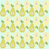 Pear background Stock Photos