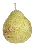 Pear with clipping path Royalty Free Stock Photo
