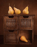Pear Conspiracy 1 Royalty Free Stock Images