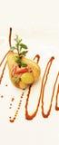 Pear dessert Royalty Free Stock Image