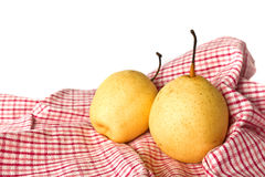 Pear fruit Stock Photo