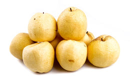 Pear fruit Royalty Free Stock Image