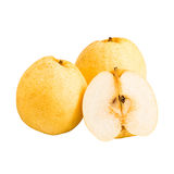 Pear fruits Royalty Free Stock Images