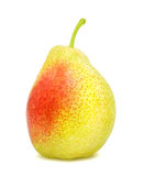 Pear with green stem. Stock Images
