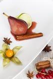 Pear helene Royalty Free Stock Photo
