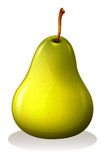 A pear Royalty Free Stock Photo