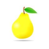 Pear - illustration Royalty Free Stock Photo