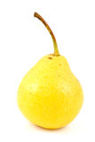 Pear on isolated Stock Photos