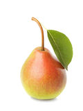 Pear isolated Stock Photography