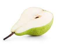 Pear isolated Royalty Free Stock Photos