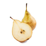 Pear isolated in a white background Royalty Free Stock Images