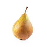 Pear isolated in a white background Stock Image