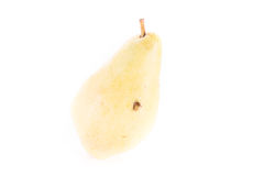 Pear isolated on white Royalty Free Stock Photos
