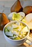 Pear jam. Royalty Free Stock Photo