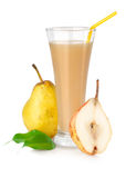 Pear juice Royalty Free Stock Photos