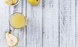 Free Pear Juice Stock Photography - 71771732
