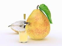 Pear juice Stock Photos