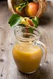 Pear juice Royalty Free Stock Photos