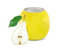 Pear juice Stock Photography
