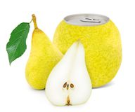 Pear juice Stock Images