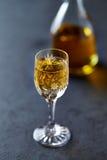 Pear Liqueur Royalty Free Stock Photos