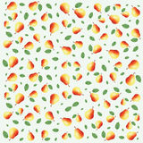 Pear pattern Royalty Free Stock Photography