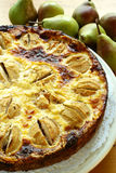 Pear pie Royalty Free Stock Photos