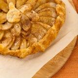 Pear Pie Stock Photo