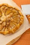 Pear Pie Stock Image