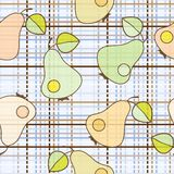 Pear repetition Stock Photo