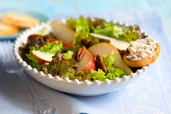 Pear salad Stock Images