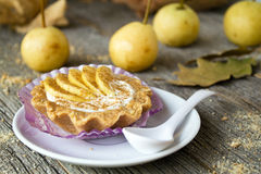 Free Pear Tart Royalty Free Stock Images - 27014289