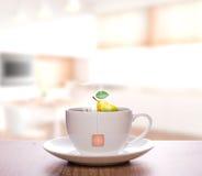 Pear tea Stock Photography