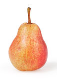 Pear  on white background Stock Photos