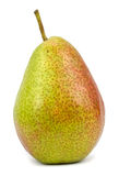 Pear on a white background Stock Photos