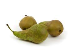 Pear  on white Stock Photo