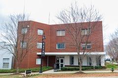 Pearce Building à l'université de Carolina School du nord de Th Images stock