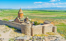 The pearl of Armenia Royalty Free Stock Photos