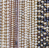 Pearl background royalty free stock image