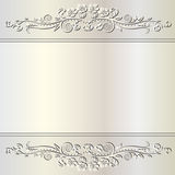 Pearl background Stock Photography