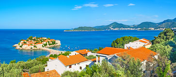 The pearl of Balkans Royalty Free Stock Photo