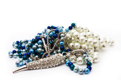 Free Pearl Beads Stock Photos - 13763573