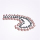 Pearl Beads Royalty Free Stock Images