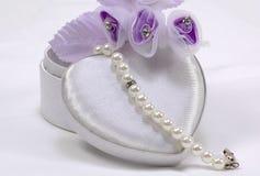 Pearl Bracelet Royalty Free Stock Photos