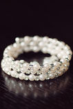 Pearl Bracelet Stock Image