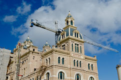 Pearl brewery building in San Antonio Royalty Free Stock Photo