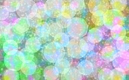 Pearl colours foreground Royalty Free Stock Photo